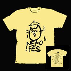 ネコフェスTシャツ キミちゃん~金運~