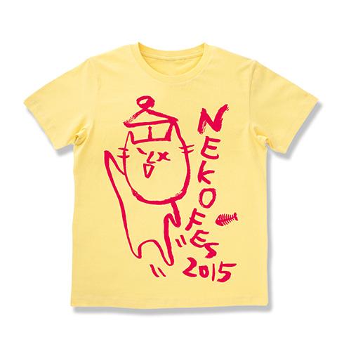 ネコフェスTシャツ、キミちゃん~ちょ待てよ!!~